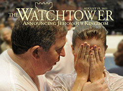 Are You Ready To Get Baptised to Jehovah?