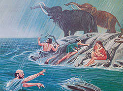 Does Science Support Noah's Ark Flood?