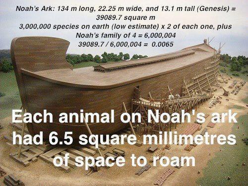Room on the Ark